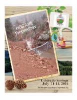67th HGS Colorado Springs, Colorado 2016